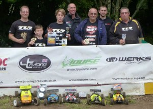 Louise Series Prize Winners