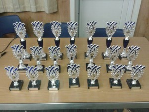 2013 Annual Trophies