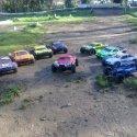 Short Course Cars