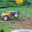 KRZ using two wheels
